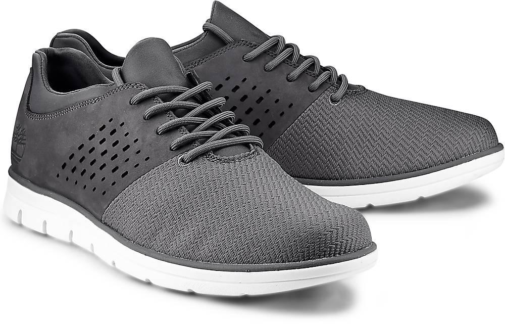 Timberland, Sneaker Bradstreet in grau, Schnürschuhe für Herren Gr. 40