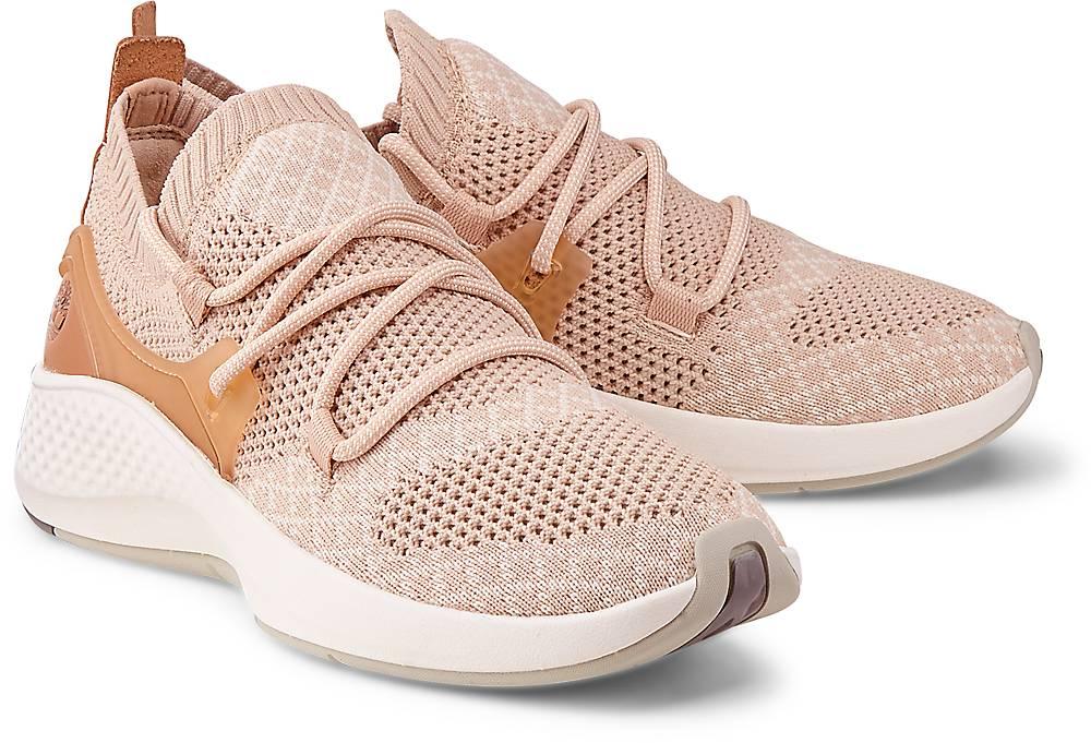 Sneaker Fly Roam von Timberland in beige für Damen. Gr. 37 1/2,38,40,41,41 1/2 Preisvergleich