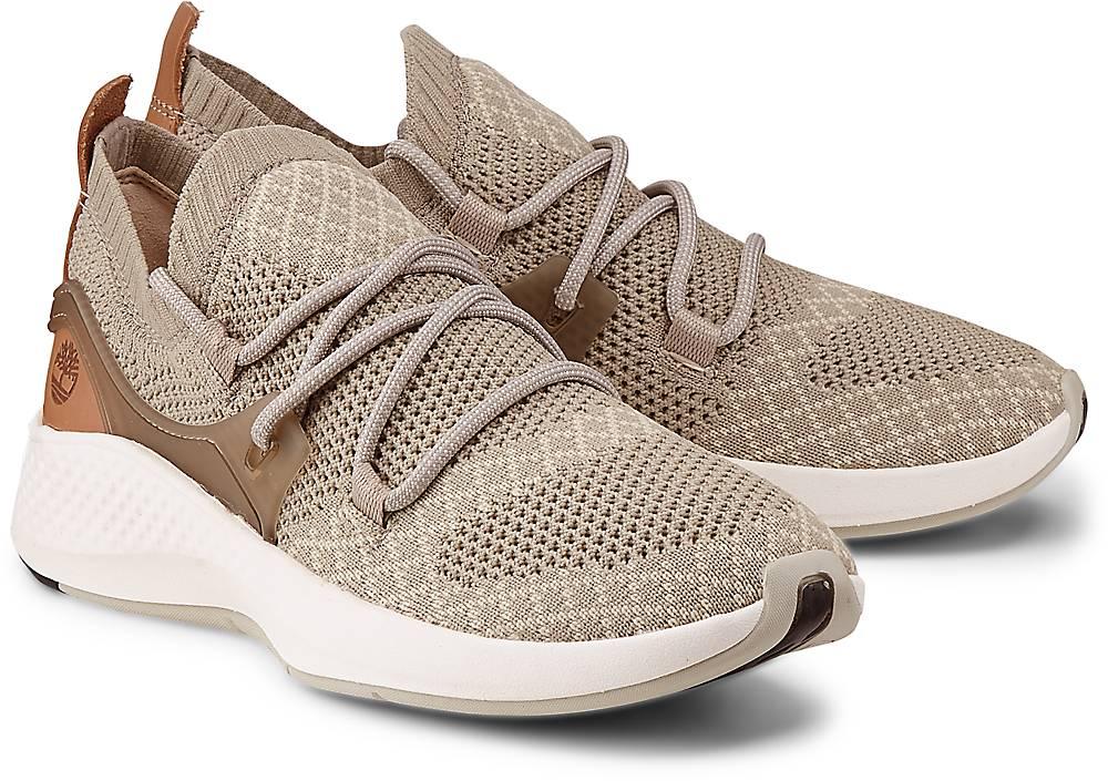 Sneaker Fly Roam von Timberland in beige für Damen. Gr. 37,39 Preisvergleich