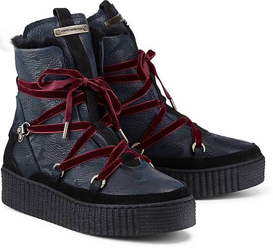 Tommy Hilfiger Boots COZY WARMLINED
