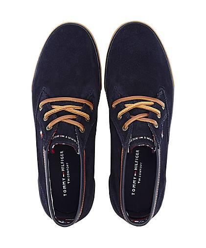 Tommy Hilfiger Boots HARRINGTON 7B1 in blau-dunkel kaufen - 46727901 beliebte | GÖRTZ Gute Qualität beliebte 46727901 Schuhe 8aa19f