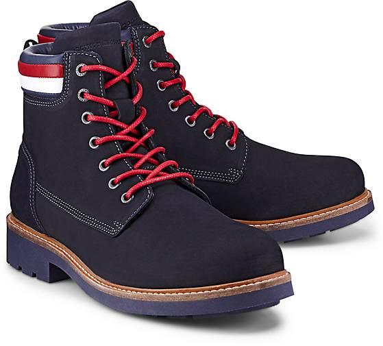 Tommy Hilfiger Boots PATRICK in blau-dunkel GÖRTZ kaufen - 46941601 | GÖRTZ blau-dunkel Gute Qualität beliebte Schuhe 53ecf0