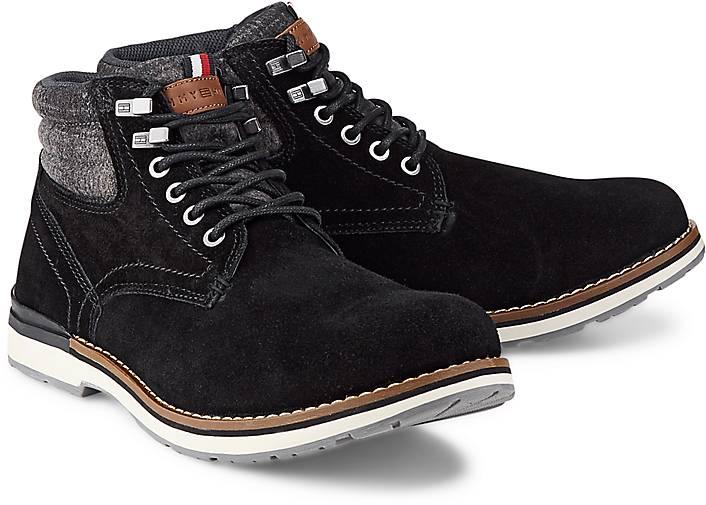 Tommy Hilfiger Boots ROVER - 2B1 in schwarz kaufen - ROVER 46585901 | GÖRTZ Gute Qualität beliebte Schuhe 0e4760