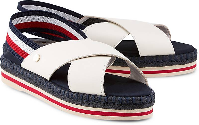 Tommy Hilfiger COLORFUL ROPE FLAT