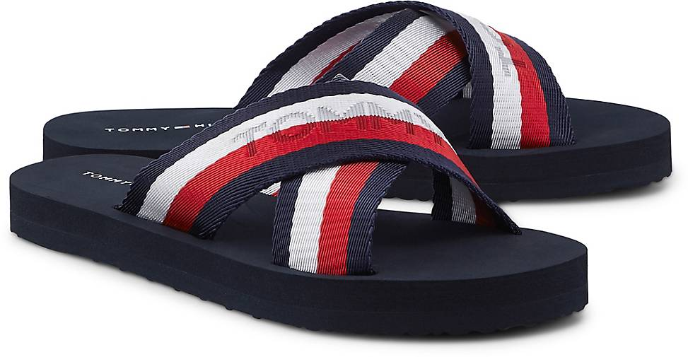 Tommy Hilfiger COLORFUL TOMMY SLIDE