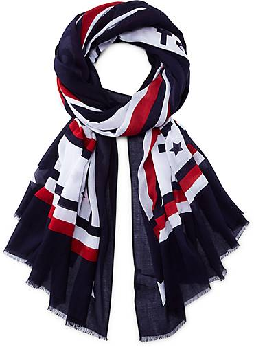 Tommy Hilfiger CORPORATE PRINT SCARF