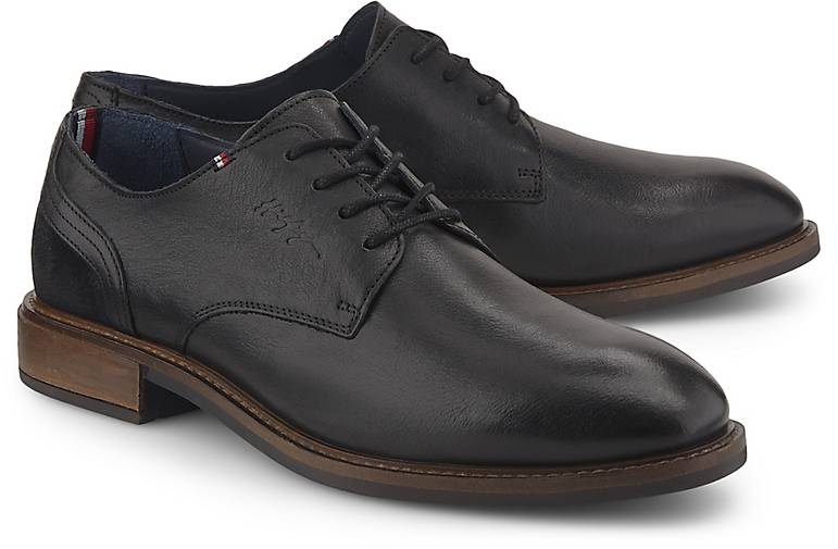 Tommy Hilfiger ELEVATED LEATHER MIX SHOE