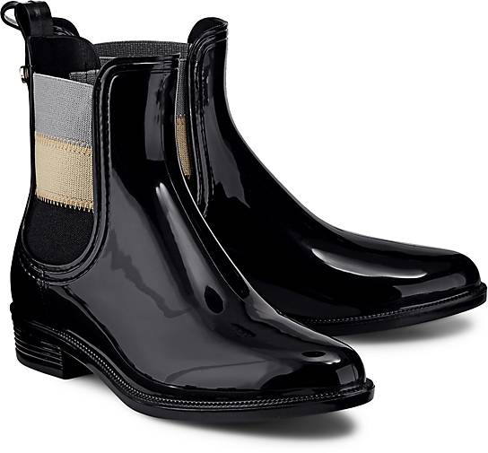39bec4408ced8c Download Image 544 X 505. tommy hilfiger gummistiefel im chelsea-look in  lila ths1104003000003
