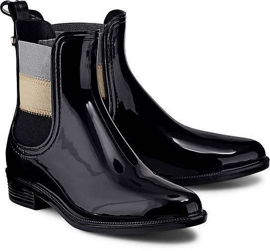 Tommy Hilfiger Gummistiefel ODETTE in schwarz kaufen - 46949601  2a1f738a8c