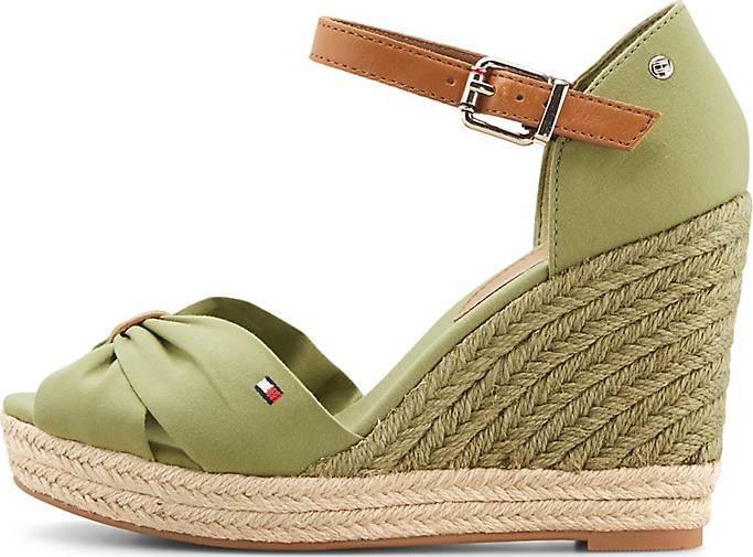 Tommy Hilfiger Keil-Sandalette BASIC