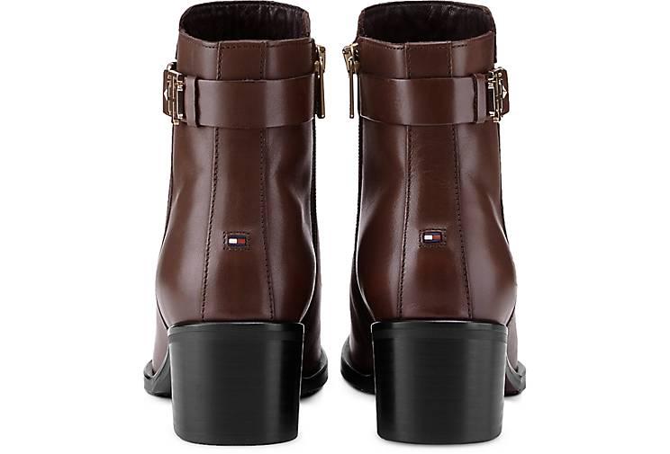 Tommy kaufen Hilfiger Klassik-Stiefeletten in braun-mittel kaufen Tommy - 47584902 | GÖRTZ 554ade