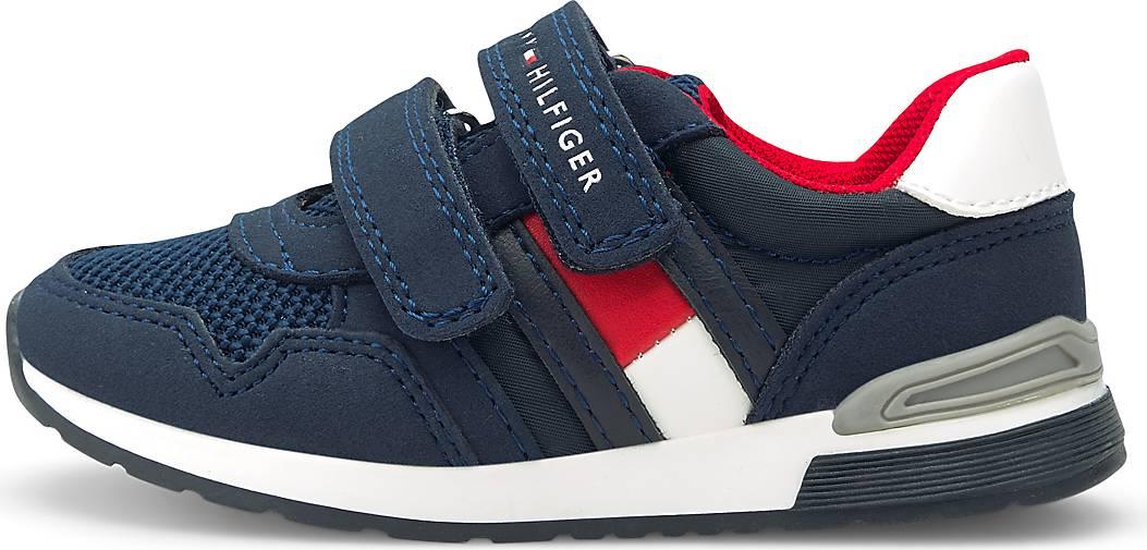 Tommy Hilfiger Klett-Sneaker