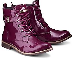 Tommy Hilfiger Lack-Boots AUBREY