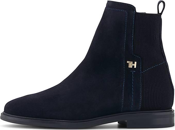 Tommy Hilfiger Leder-Boots ESSENTIAL