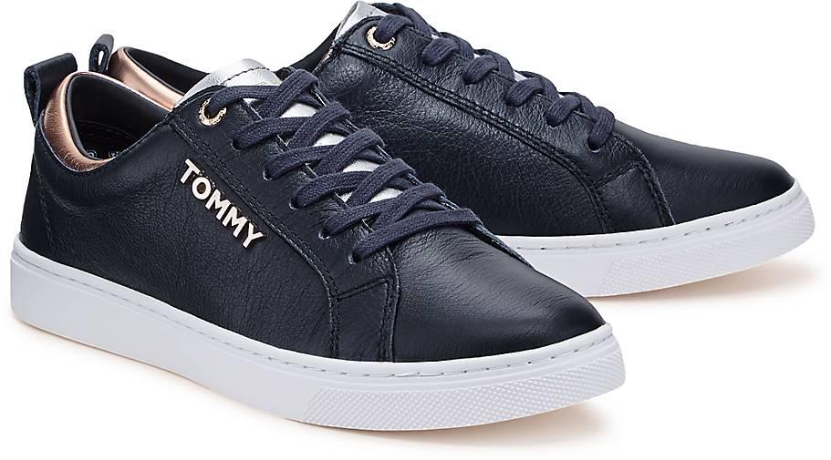 Tommy Hilfiger Leder-Sneaker CITY