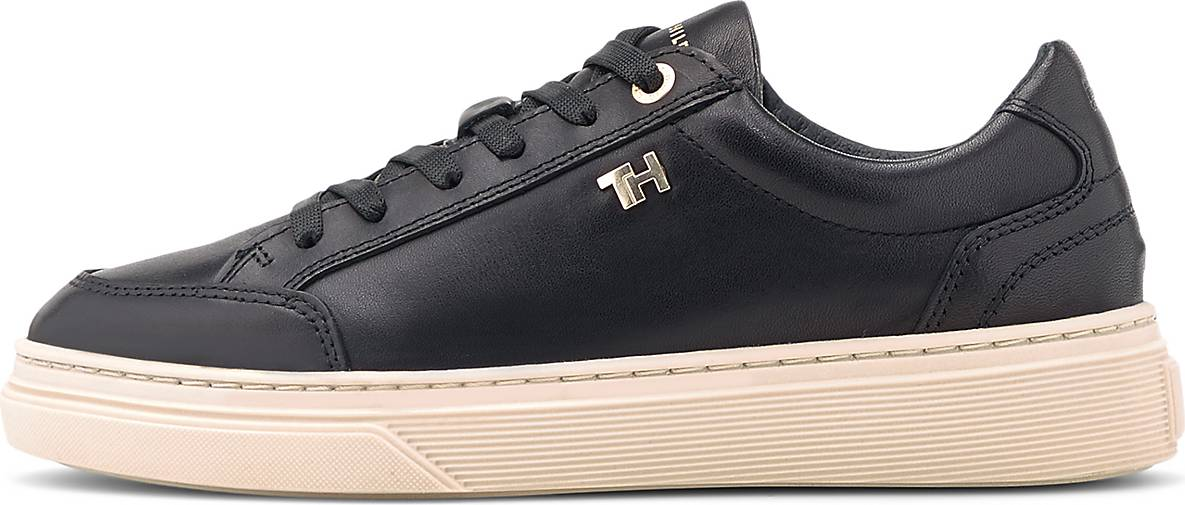 Tommy Hilfiger Leder-Sneaker ELEVATED TH