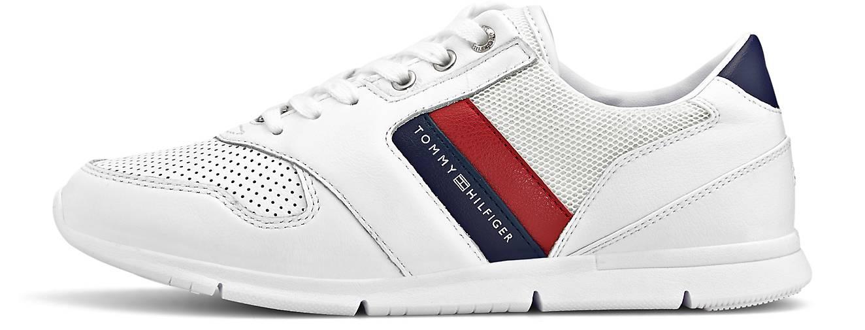 Tommy Hilfiger Leder-Sneaker LIGHTWEIGHT