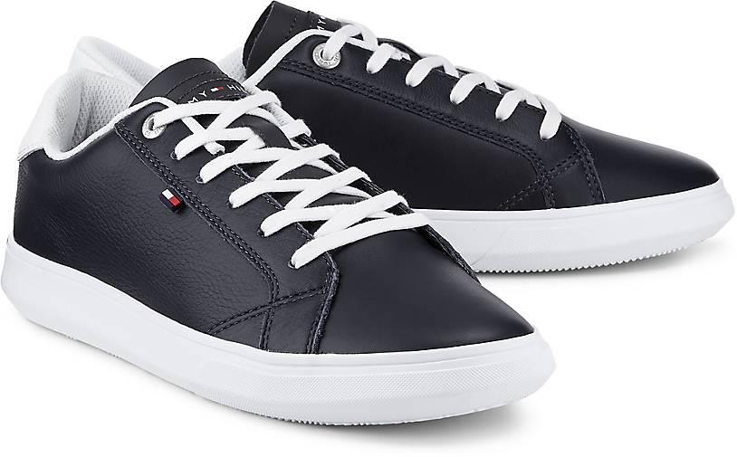 Tommy Hilfiger Leder-Sneaker