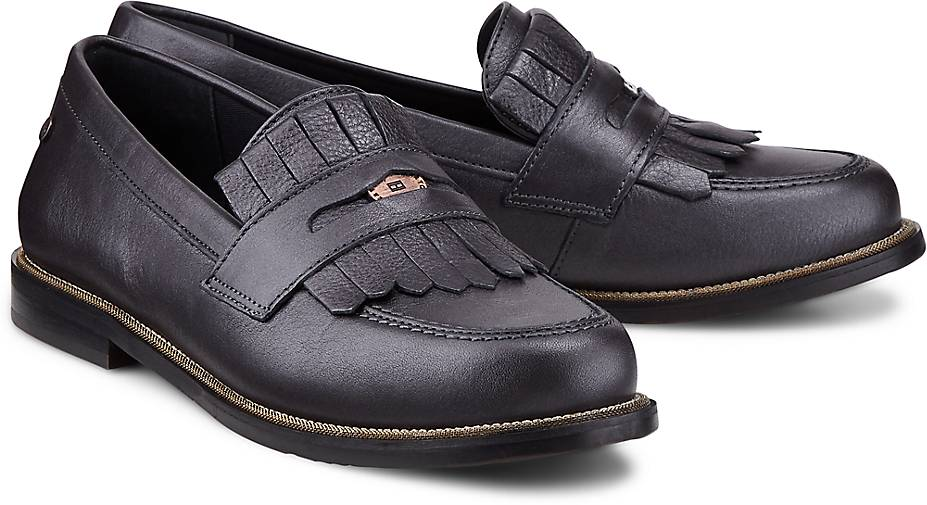 Tommy Hilfiger Metallic-Loafer