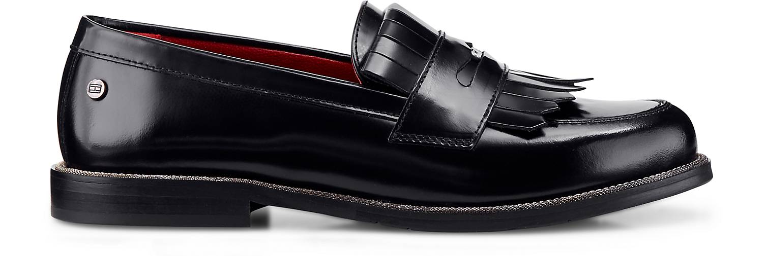 Tommy Hilfiger - Penny-Loafer in schwarz kaufen - Hilfiger 47611701 | GÖRTZ 457f17