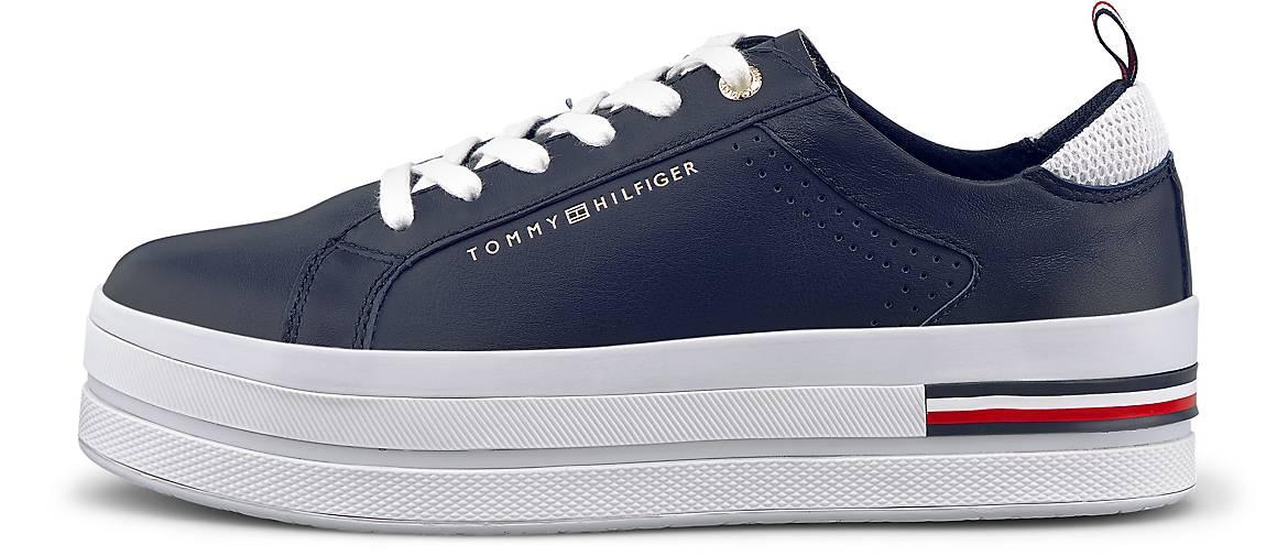 Tommy Hilfiger Plateau-Sneaker MODERN FLATFORM