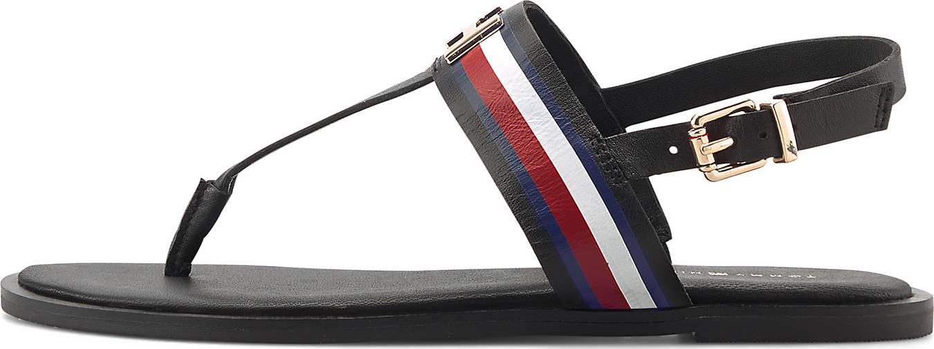 Tommy Hilfiger Riemchen-Sandale CORPORATE
