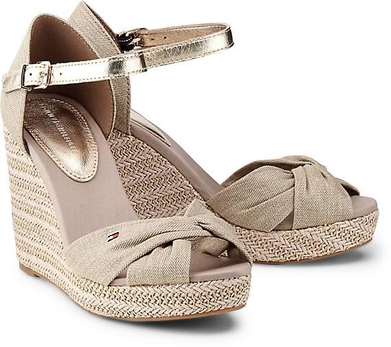Tommy Hilfiger Sandalette ELENA in beige GÖRTZ kaufen - 47063701 | GÖRTZ beige 5beb59