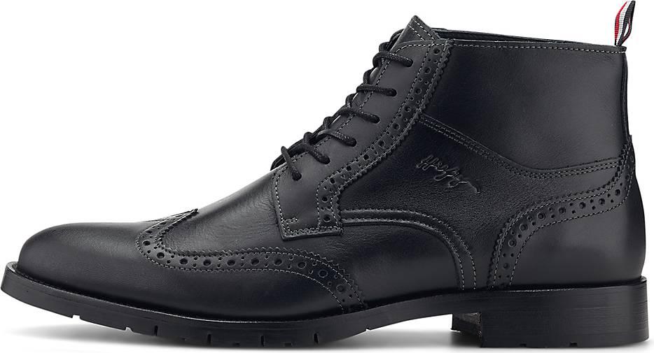 Tommy Hilfiger Schnür-Boots BROGUE