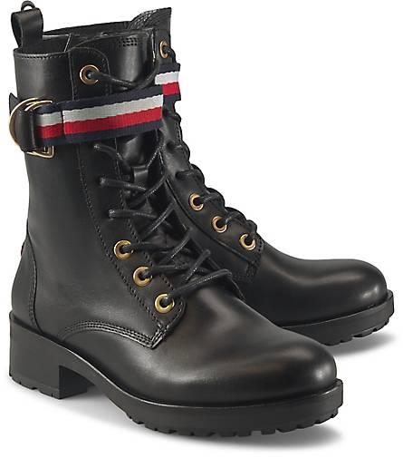 Tommy Hilfiger Schnür-Boots CORPORATE RIBBON