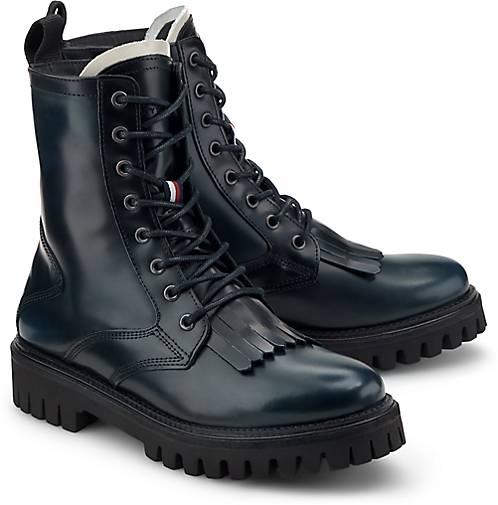 Tommy Hilfiger Schnür-Boots ICONIC
