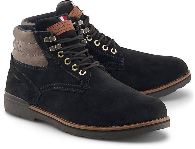 Tommy Hilfiger Schnür-Boots OUTDOOR