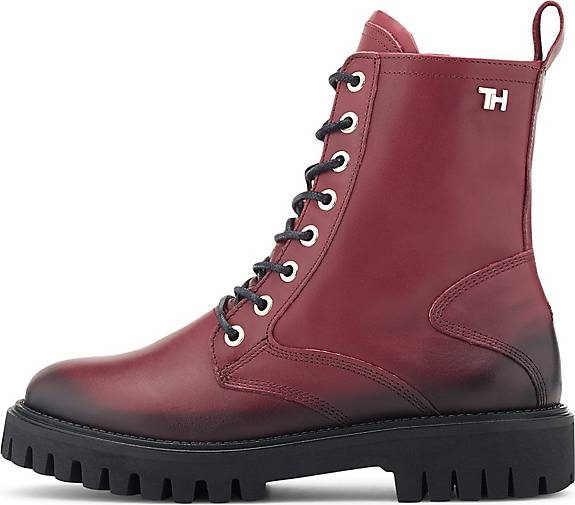 Tommy Hilfiger Schnür-Boots SHADED TH