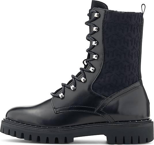 Tommy Hilfiger Schnür-Boots TH