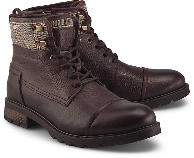 Tommy Hilfiger Schnür-Boots WINTER