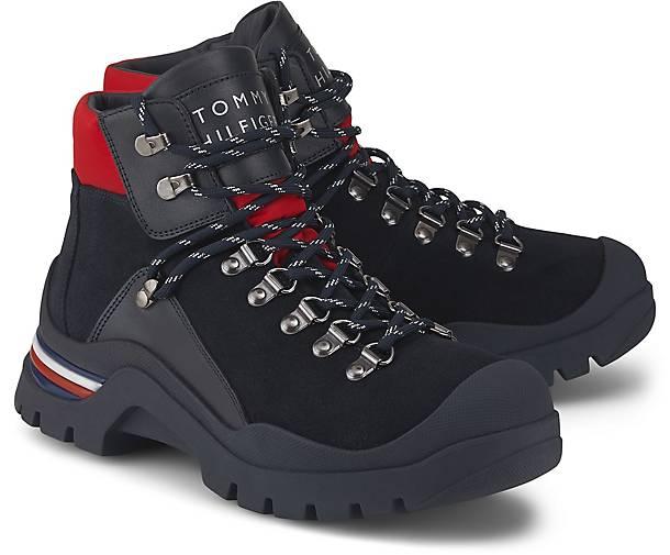 Tommy Hilfiger Schnür-Boots