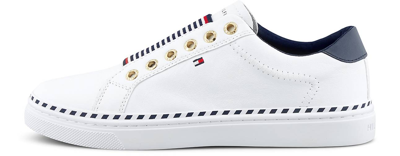 Tommy Hilfiger Slip-On-Sneaker TOMMY ELASTIC CITY