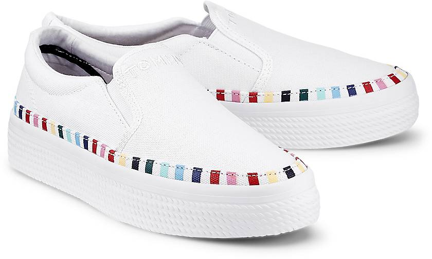 Tommy Hilfiger Slipper RAINBOW