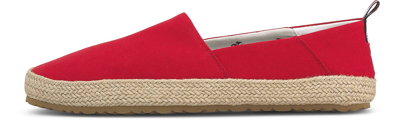 Tommy Hilfiger Slipper RECYCLED COTTON ESPADRILLE