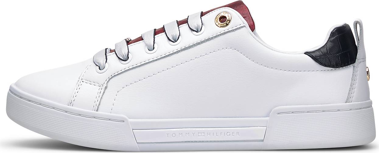 Tommy Hilfiger Sneaker BRANDED OUTSOLE CROC