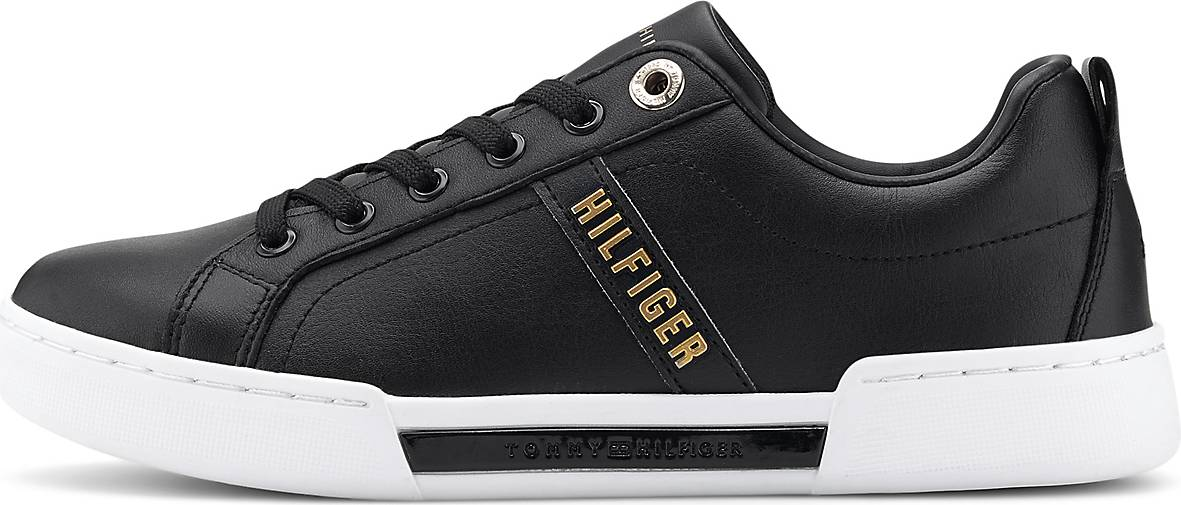 Tommy Hilfiger Sneaker BRANDED OUTSOLE STRAPPY