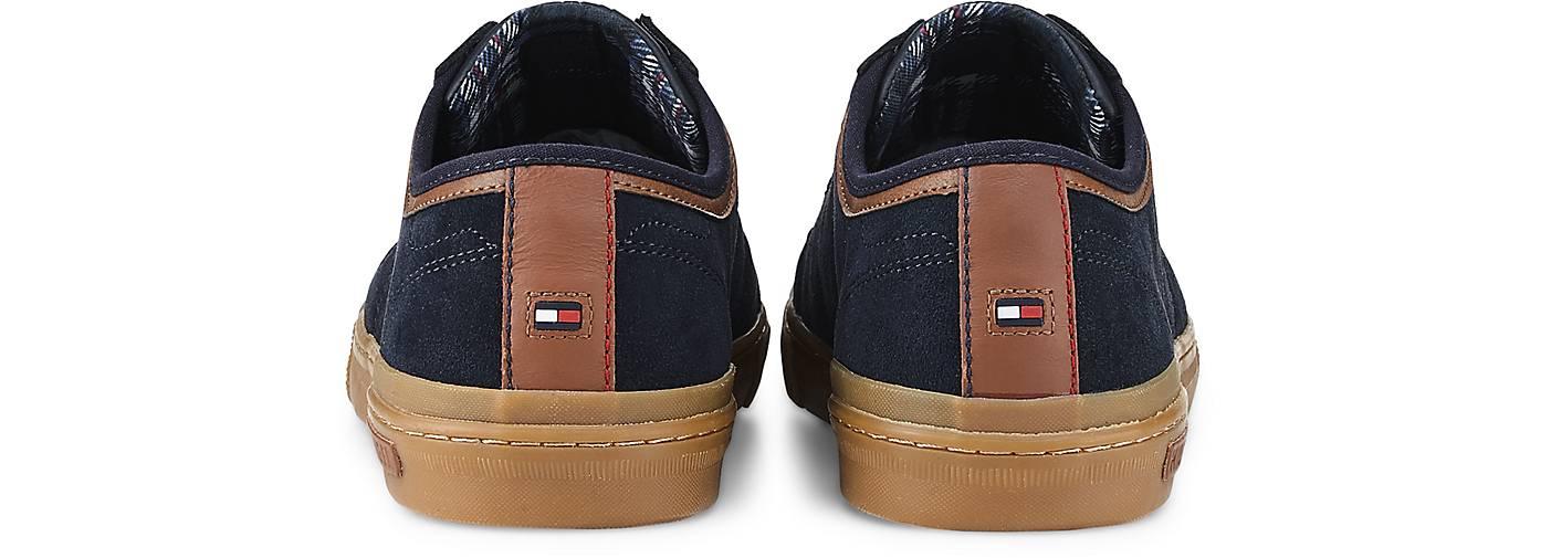 Tommy Hilfiger Turnschuhe CORE SUEDE in GÖRTZ blau-dunkel kaufen - 47597301 GÖRTZ in Gute Qualität beliebte Schuhe 804846