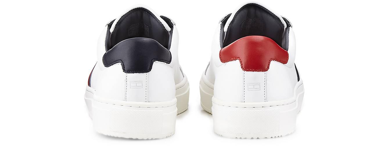 Tommy Hilfiger Sneaker CORPORATE in weiß kaufen - 47477801 beliebte   GÖRTZ Gute Qualität beliebte 47477801 Schuhe d9f824