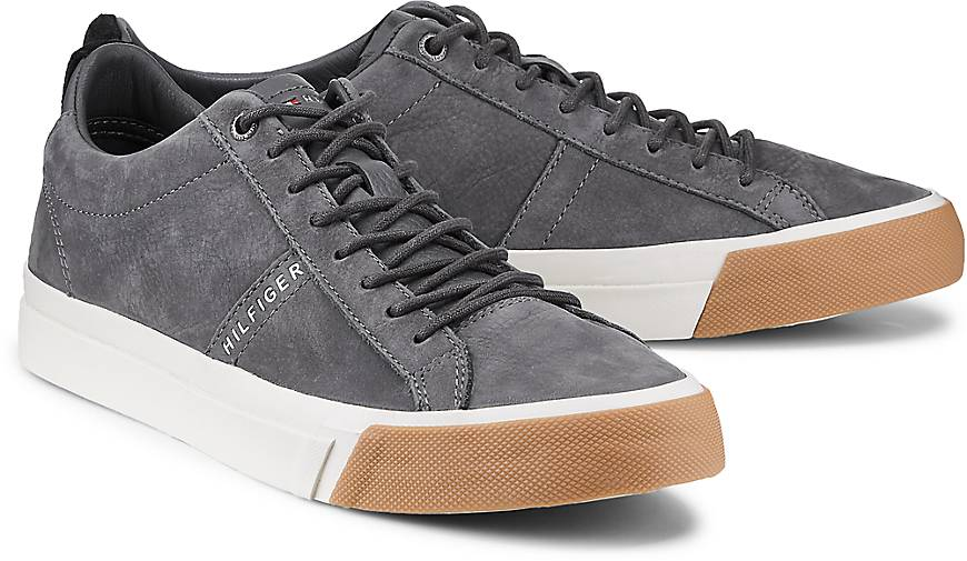 Tommy Hilfiger Sneaker DERBY dunkelgrau