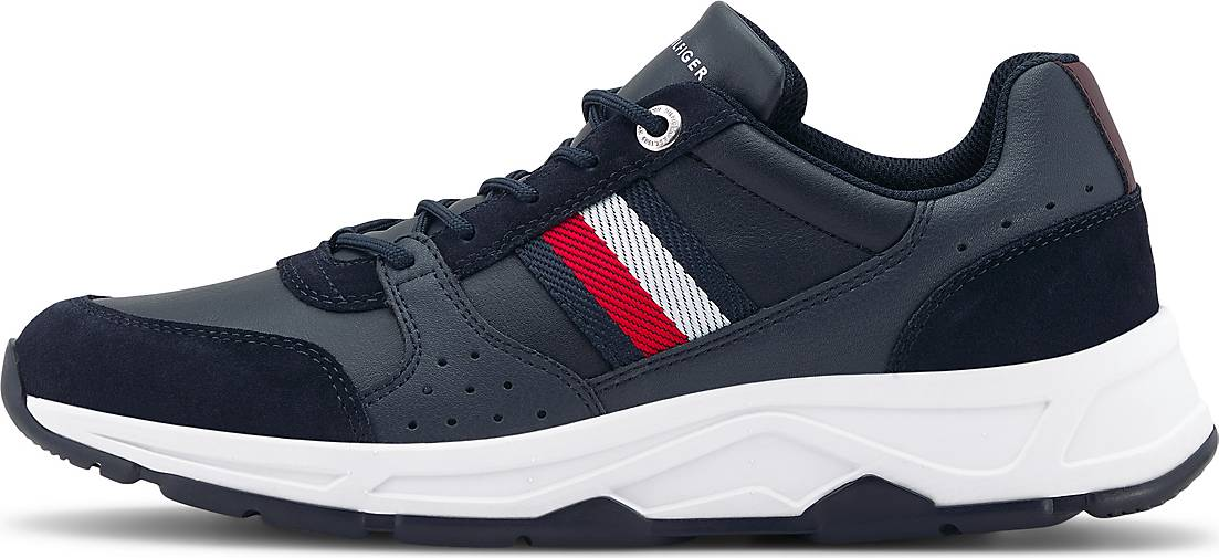 Tommy Hilfiger Sneaker FASHION LEATHER RUNNER