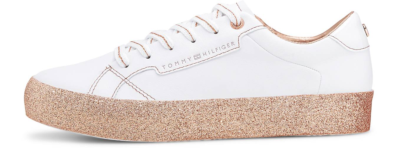 Tommy Hilfiger Sneaker GLITTER FOXING DRESS
