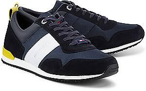 Tommy Hilfiger, Sneaker Iconic in dunkelblau, Sneaker für Herren