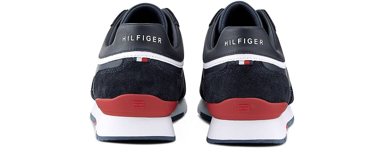 Tommy Hilfiger Sneaker kaufen LEEDS 1C2 in blau-dunkel kaufen Sneaker - 46461701 | GÖRTZ Gute Qualität beliebte Schuhe b1a04b