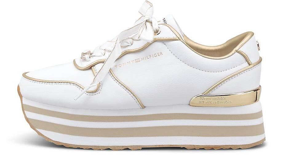 Tommy Hilfiger Sneaker METALLIC FLATFORM