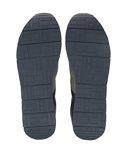 Tommy Hilfiger Turnschuhe RUNNER 47477501 in khaki kaufen - 47477501 RUNNER GÖRTZ Gute Qualität beliebte Schuhe b5fa26