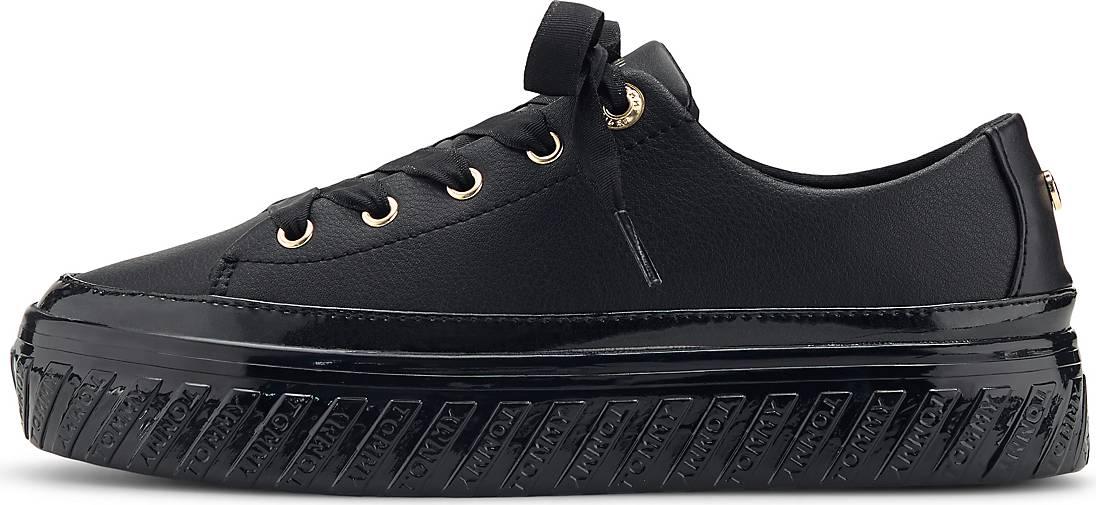 Tommy Hilfiger Sneaker SHINY FLATFORM